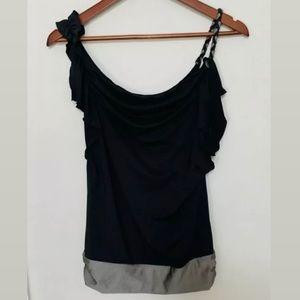 BUFFALO David Bitton Dressy Top Blouse - Size: S/P